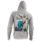 The Ongoing Concept - Paul Bunyan (Heather Grey) (Zip Up Hoodie) [入荷予約商品]