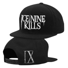 Ice Nine Kills - IX Logo (Snapback) [入荷予約商品]