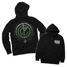 We Came As Romans - Compass (Zip Up Hoodie) [入荷予約商品]
