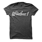 Whether, I - Logo (Heather Charcoal) [入荷予約商品]