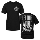 Burn It To The Ground - Let This World Burn [入荷予約商品]