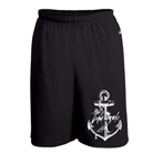 The Color Morale - White Anchor (Mesh Shorts) [入荷予約商品]