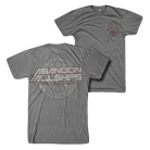 Abandon All Ships - Hand Symbol (Heather Grey) [入荷予約商品]