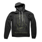 Abandon All Ships - Malocchio (Heather Charcoal) (Hoodie) [入荷予約商品]