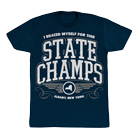 State Champs - Wings (Navy) [入荷予約商品]
