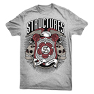Structures - Bury Me (Heather Grey) [入荷予約商品]