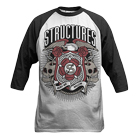 Structures - Bury Me (Baseball) [入荷予約商品]