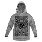 Structures - Nightmare (Heather Grey) (Hoodie) [入荷予約商品]