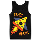 Candy Hearts - Pizza Ship (Tank Top) [入荷予約商品]