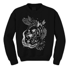 Upon This Dawning - Wolf Head (Sweat) [入荷予約商品]