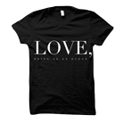 Being As An Ocean - Love (Black) [入荷予約商品]