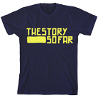 The Story So Far - Logo (Navy) [入荷予約商品]