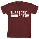 The Story So Far - Logo (Maroon) [入荷予約商品]