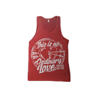 Memphis May Fire - Ordinary Love (Red) (Tank Top) [入荷予約商品]