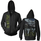 In Hearts Wake - Breathe (Zip Up Hoodie) [入荷予約商品]