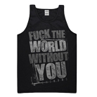 Chiodos - Fuck The World (Tank Top) [入荷予約商品]