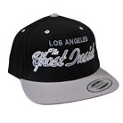 The Ghost Inside - Los Angeles (Black/Grey) (Snapback) [入荷予約商品]