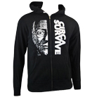 Circa Survive - Face (Zip Up Hoodie) [入荷予約商品]