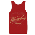 Miss Fortune - Open Your Heart (Red) (Tank Top) [入荷予約商品]