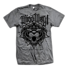 Miss May I - Rise Of The Lion (Heather Grey) [入荷予約商品]