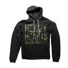 For the Fallen Dreams - Heavy Hearts Camo (Hoodie) [入荷予約商品]