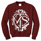 Make Them Suffer - MTS (Maroon) (Sweat) [入荷予約商品]