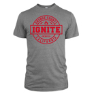 Ignite - Lightning (Heather Grey) [入荷予約商品]