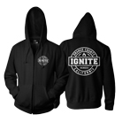 Ignite - Lightning (Zip Up Hoodie) [入荷予約商品]