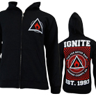 Ignite - Better Days (Zip Up Hoodie) [入荷予約商品]