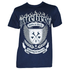 Hatebreed - Fighting To Succeed (Navy Blue) [入荷予約商品]