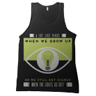 A Lot Like Birds - Lights Out (Tank Top) [入荷予約商品]