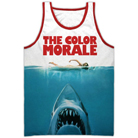The Color Morale - Shark (Tank Top) [入荷予約商品]