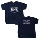 Brick By Brick - Your Time Has Expired (Navy) [入荷予約商品]