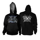 Brick By Brick - Crossed Blades (Hoodie) [入荷予約商品]