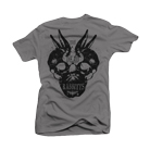 The Dead Rabbitts - Rabbit Skulls (Grey) [入荷予約商品]