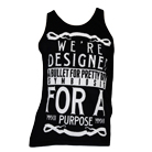 A Bullet For Pretty Boy - For A Purpose (Tank Top) [入荷予約商品]