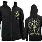Mouth of the South - Camo Logo (Zip Up Hoodie) [入荷予約商品]
