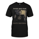 Those Who Fear - Death Sentence Album [入荷予約商品]