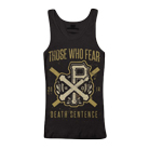 Those Who Fear - Death Crest (Tank Top) [入荷予約商品]