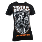 Youth In Revolt - Vulture (Black/Orange) [入荷予約商品]