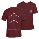 Wolves At The Gate - Claw (Maroon) (Pocket) [入荷予約商品]