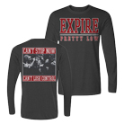 Expire - Pretty Low (Black) (Long Sleeve) [入荷予約商品]