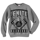 Ignite - Eagle (Heather Grey) (Sweat) [入荷予約商品]