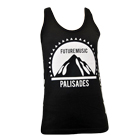 Palisades - Future Music (Tank Top) [入荷予約商品]