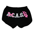 Along Came A Spider - A.C.A.S.S. (Track Shorts) [girl's] [入荷予約商品]
