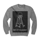Let It Happen - Keys (Heather Grey) (Sweat) [入荷予約商品]