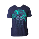 Hail The Sun - Jellyfish (Heather Navy) [入荷予約商品]