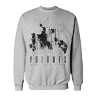 Volumes - No Sleep (Heather Grey) (Sweat) [入荷予約商品]