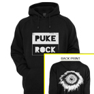 My Ticket Home - Puke Rock Eye (Hoodie) [入荷予約商品]