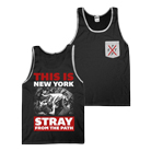 Stray From the Path - This Is NY (Pocket) (Tank Top) [入荷予約商品]